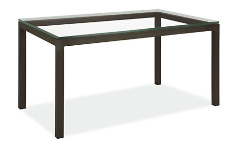 Parsons 60w 36d 29h Table - Parsons Dining Tables - Modern Dining Tables - Modern Dining Room