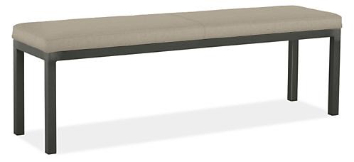 Parsons Custom 58w 15d 18h Bench
