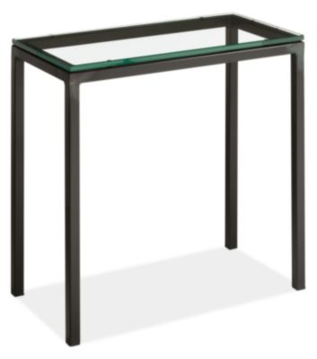 Parsons 24w 12d 24h Thin Leg End Table