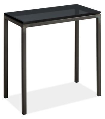 Parsons 24w 12d 24h Thin Leg End Table