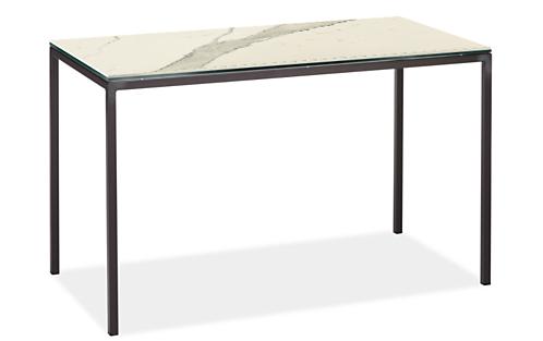 Parsons 48w 24d 29h Thin Leg Table