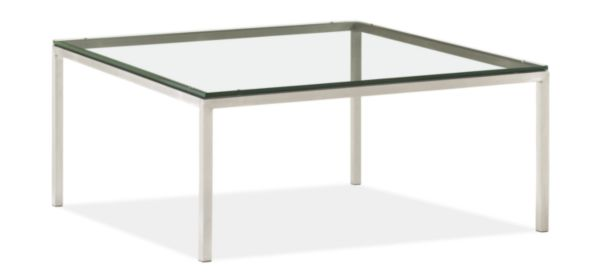 Portica 36w 36d 16h Outdoor Coffee Table