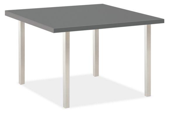 Portica Leg 36w 36d 29h Square Table