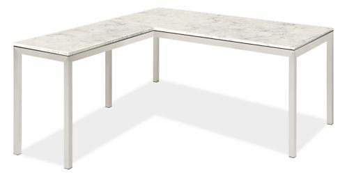 Portica L-Shaped Desk 60w 24d 29h with 36w 18d Return