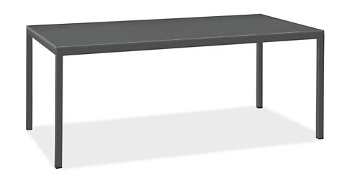 Pratt 72w 36d 29h Outdoor Table