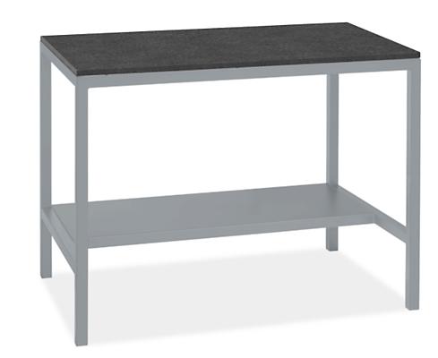 Pratt 48w 30d 35h Narrow Shelf Counter Table
