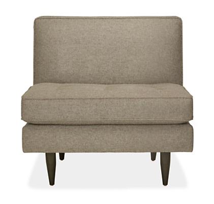 Reese Custom Armless Chair