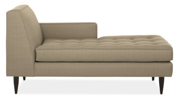 Reese Custom Left-Arm Chaise