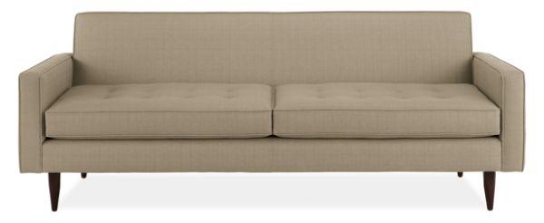 "Reese Custom 85"" Two-Cushion Sofa"