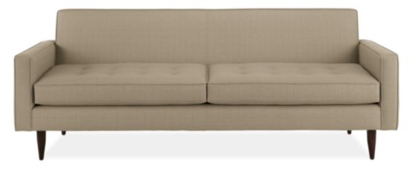Modern Furniture Couch reese sofas - modern sofas - modern living room furniture - room