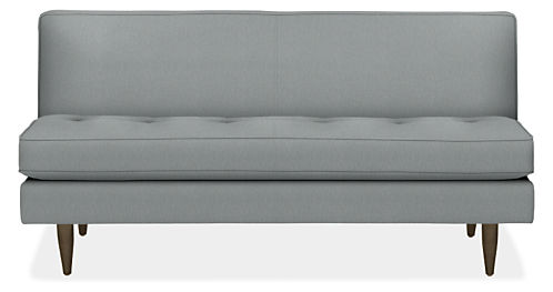 "Reese 65"" Armless Loveseat"