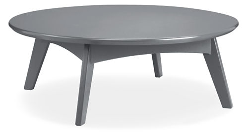 Satellite 36 diam 13h Round Coffee Table