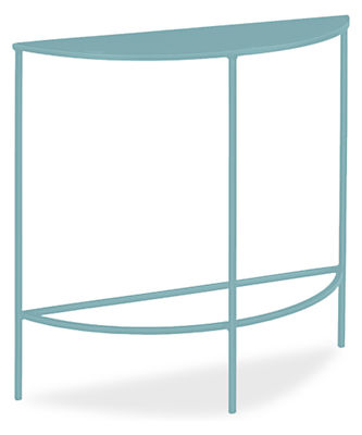 Slim Modern Console Tables In Colors Modern Bath Storage Tables - Room and board console table