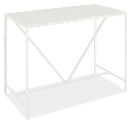 Slim 48w 24d 42h Outdoor Bar Table