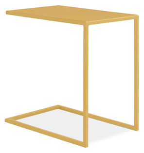 Slim 13w 20d 20h C-Shaped Table