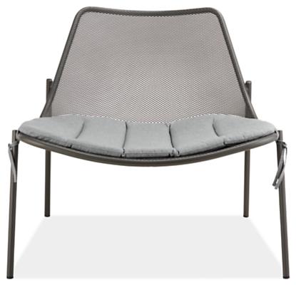 Soleil Lounge Chair Cushion Modern Outdoor Sofa Amp Chair Cushions Modern Outdoor Furniture