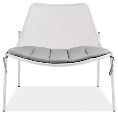 Soleil Lounge Chair with Cushion