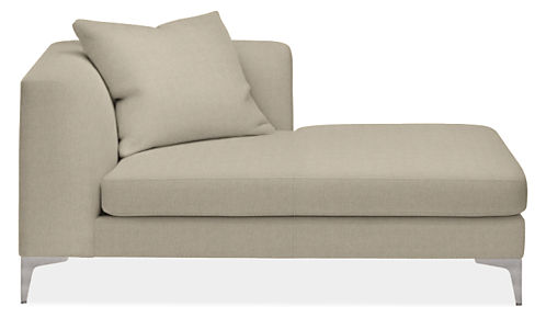 Sterling Custom Right-Arm Chaise