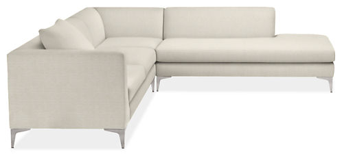 "Sterling 106x102"" Three-Piece Sectional with Left-Back Sofa"