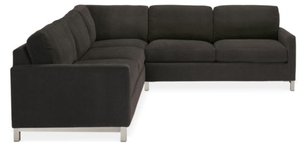 "Stevens 103x103"" Three-Piece Sectional"