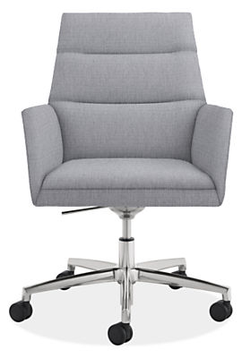 Tenley Office Chair Modern Office Chairs Task Chairs Modern - Grey office chair