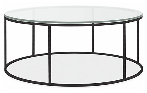 Tyne 36 diam 15h Round Coffee Table