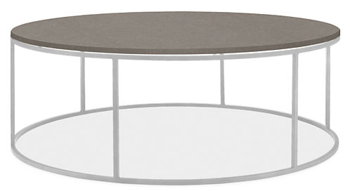 Tyne 42 diam 15h Round Coffee Table