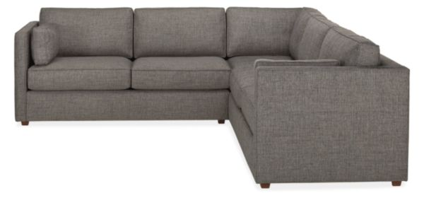 "Watson 104x104"" Three-Piece Sectional"