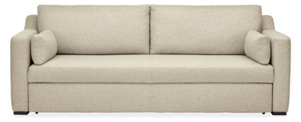 "Whitman Custom 93"" Pop-Up Platform Queen Sleeper Sofa"