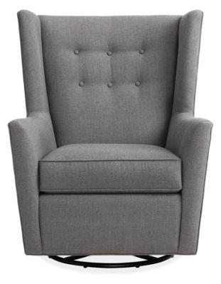 Wren Custom Swivel Glider Chair