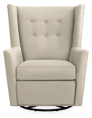 Wren Custom Swivel Glider Chair