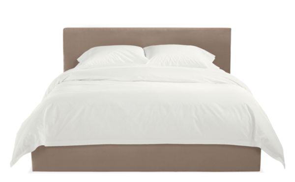 Wyatt Custom Queen Bed