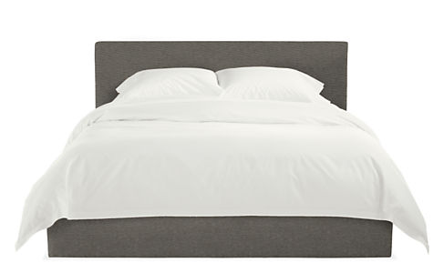 Wyatt Upholstered Bed - Modern Beds & Platform Beds - Modern Bedroom ...
