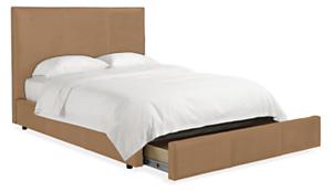 Wyatt Queen Storage Bed