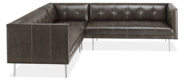 "Wynwood 99x99"" Three-Piece Sectional"