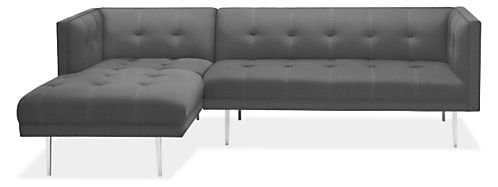 "Wynwood 100"" Sofa with Left-Arm Chaise"
