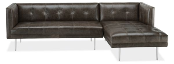 "Wynwood 100"" Sofa with Left-Arm Chaise"