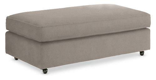 York 45w 30d 17h Oversized Storage Ottoman