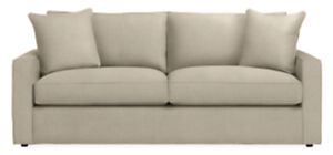 "York Custom 87"" Guest Select Queen Sleeper Sofa"