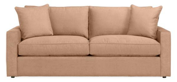 Modern Furniture Sofa york sofa - modern sofas - modern living room furniture - room & board