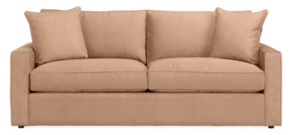 "York Custom 87"" Guest Select Queen Sleeper Sofa"