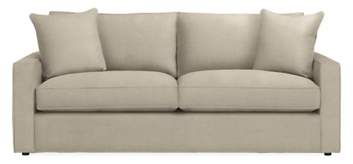 York Custom 87 Guest Select Queen Sleeper Sofa