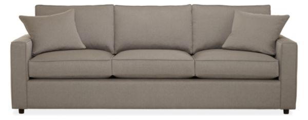 "York Custom 98"" Sofa"