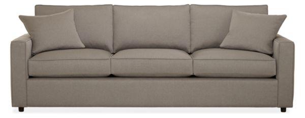 """York Custom 98"""" Sofa"""