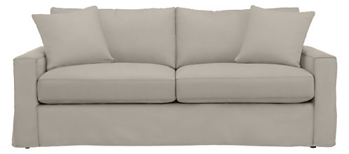 "York Slipcover for 87"" Sofa"