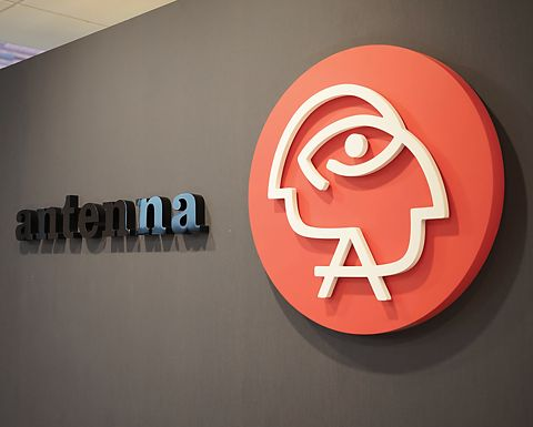Antenna is a marketing consulting firm based in Minneapolis. Following the build-out of a new 4,000-square-foot office, Founder and CEO Brendon Schrader called on Room & Board to help outfit the space.