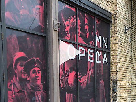 Opens window with Room & Board The Transformation of Minnesota Opera's Office video. 1:41