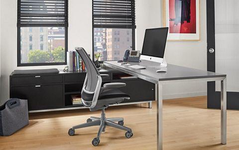 Executive Home Office Design Ideas