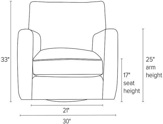 Super Brennan Leather Swivel Chair Uwap Interior Chair Design Uwaporg