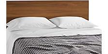 Colville Blanket in Navy/Ivory